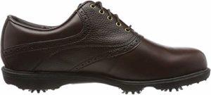 Foot Joy Hydrolite 2.0, Chaussures de Golf Homme, Marron Marrón 50033w, 11 UK