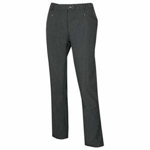 Island Green Iglpnt1761 Pantalon de Golf pour Femme, Femme, IGLPNT1761, Charbon, Taille 46