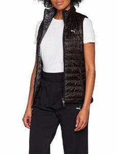 Puma W Pwrwarm Veste réversible pour Femme S Puma Black