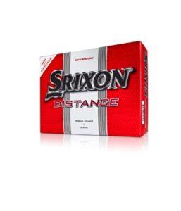 Srixon Men's Distance Balls – White