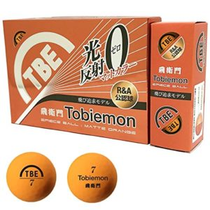 Tobiemon Mat Distance Boule (Orange)