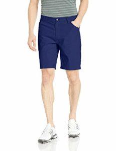 adidas Adicross Short 5 Poches pour Homme, Homme, Short, TM6741S9, Noir foncé, 40 W