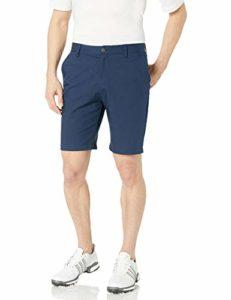 adidas Adicross Short en Coton Stretch pour Homme, Homme, Short, TM1516S20, Bleu Marine, 34