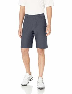 Adidas Ultimate Heather Short 5 poches pour homme, Homme, Short, Ultimate Heather 5 Pocket Short, Bleu marine, 32