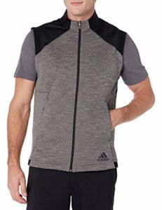 Adidas Veste de golf Cold.Rdy Gris trois mélanges Taille M