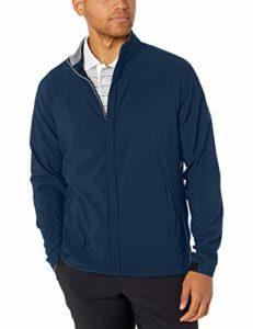 Adidas Veste Softshell pour homme, Homme, Blouson, Softshell Jacket, Bleu marine, X-Large