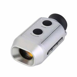 Ballylelly 7 x Télémètre de Golf numérique Portée Portée Télémètre de Golf Diastimètre Golf Télémètre Laser Portable léger de