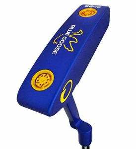 BG40 Ray Cook Blue Goose Putter Droit 86 cm