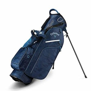 Callaway Golf 2019 Fusion Zero Stand Sac, Homme, 5119058, Navy Camo, Taille Unique