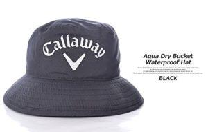 Callaway Sombrero Aqua Dry Bucket – Casquette de golf Taille Homme: S / M