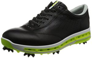 Ecco Men's Cool, Chaussures de Golf Homme, Schwarz (1001BLACK), 41 EU