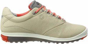 Ecco Women's Biom Hybrid 2, Chaussures de Golf Femme, Beige (Oyester Blush), 41 EU