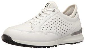 Ecco Women'S Speed Hybrid, Chaussures de Golf Femme, Weiß (50874WHITE/White), 41 EU