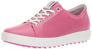 Ecco Womens Casual Hybrid, Chaussures de Golf Femme, Rose (Fandango 01083), 40 EU