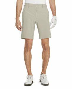 IZOD Short de golf pour homme – Blanc – 58 FR