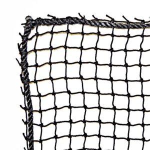 Jfn Nylon Golf High Impact Net, Noir