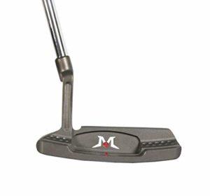 Mazel Golf Putters pour homme droitier, 34 pouces (poignée rouge)