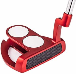 Mazel Golf Putters pour Homme droitier Couvre-Club Inclus, Homme, GS7-Blue Grip