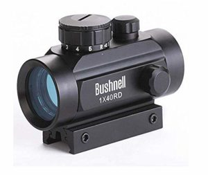 Monoculaire télescope Night Vision Sight 1x40RD Sniper rouge et vert dispositif optique Le Holographic Sight