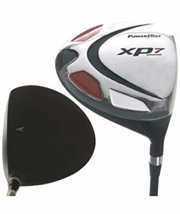 NEW POWERBILT GOLF CLUBS XP7 Ti BLACK 10.5° DRIVER GRAPHITE STIFF