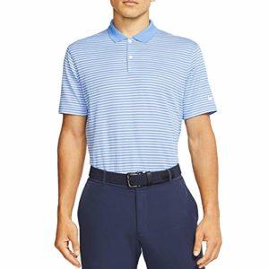 Nike BV0367-412 Polo, Bleu/Blanc (University Blue/White), M Homme