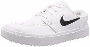Nike Janoski G, Chaussure de Golf Homme, Blanco/Negro, 44 EU