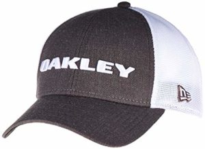 Oakley New Era Casquette Homme, Graphite, FR : Taille Unique (Taille Fabricant : Taille Unique)