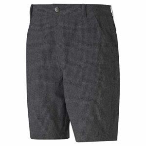 PUMA Golf 2020 Short de Golf pour Homme 23 cm, Homme, Short, 597604, Abat-Jour Silencieux, 33W