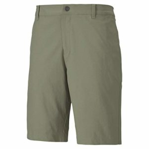 PUMA Short de Golf tissé Jackpot pour Homme Deep Lichen Green 30