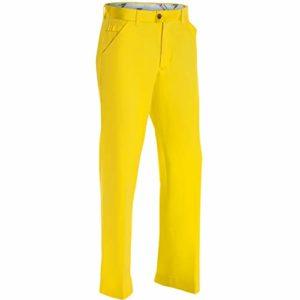 Royal & pour Homme Incroyable Pantalons deportivos-Tee – Jaune – 36W x 32L