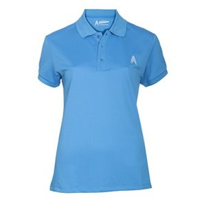 Royal & Awesome Polo Femme Bleu FR : M (Taille Fabricant : Medium)