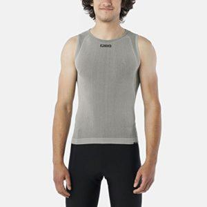 Sous-Vêtement Haut Sans Manches Giro 2017 Chrono Griffin (Xs/S , Gris)