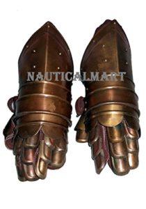 Tissu non-tissé Knight Armour de costume de fête d'Halloween par Nauticalmart