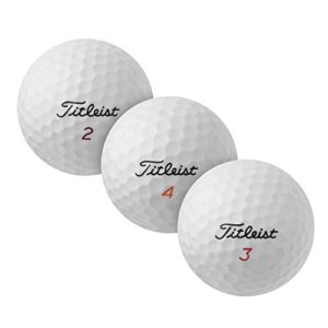 Titleist 50 balles de golf Lake Balls Catégorie AAA/AA