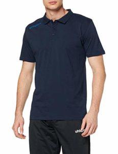 Uhlsport Essential Polo Bleu marine