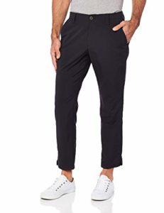 Under Armour Match Play Pantalon de golf Homme Noir FR : XL (Taille Fabricant : 36/32)