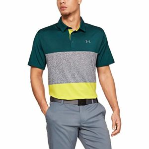 Under Armour Playoff Polo 2.0 Chemise Homme Vert (369) L