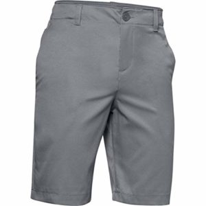 Under Armour Short Showdown pour garçon, Fille, Short, 1350164, Acier (035)/Acier, 18