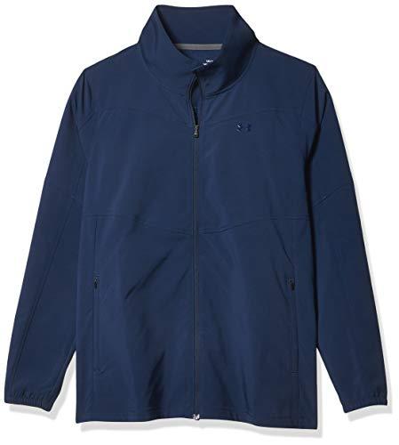 Under Armour Windstrike Veste de golf zippée pour femme, Femme, Jacket, 1351082, Academy (408) / Academy, L