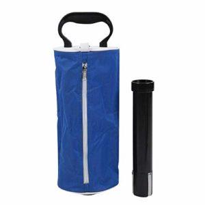 VGEBY1 Sélecteur de balles de Golf, Sac de Rangement pour la Collecte des balles de Golf, Accessoire de Golf sur Le Golf Retriever(Blue)