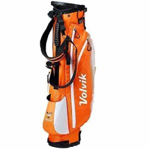 Volvik Vif Ressort Sac de Golf – Vif Sac Orange, One Size