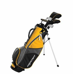 Wilson Pro Staff JGI MD JR 8-11 Set Golf Jeunesse Unisexe, Multicolore, MRH