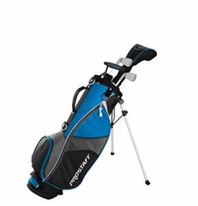 Wilson Pro Staff JGI SM JR 5-8 Set Golf Jeunesse Unisexe, Multicolore, MRH
