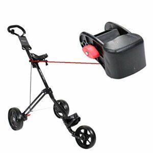 3 Series 3 Wheel Cart – Slide Lock Device