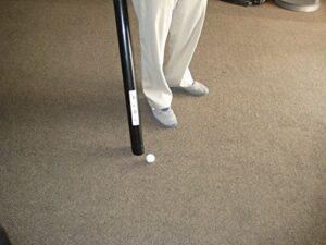 BaBo G, 48″ Long, Golf Ball boy Picker Upper Collector Retriever Tube Unique Gift