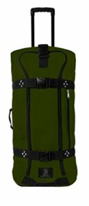 Club Glove Rolling Duffle III XL Voyage Bagages, Homme, Rolling Duffle 3 Moss XL, Vert Mousse, 32.5″ x 16.5″ x 13.25″