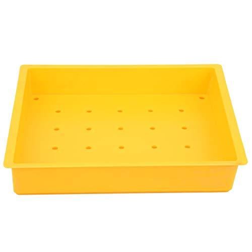 Gerioie Balles de Structure compacte de Bonne ténacité, Facile à Transporter Boîte de Petite Taille Anti-Fissuration pour balles, Bureau pour l'extérieur