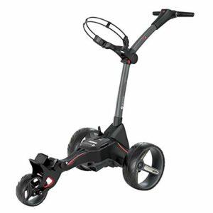 Motocaddy – 2020 M1 – Chariot de golf avec batterie au lithium standard, graphite, taille unique