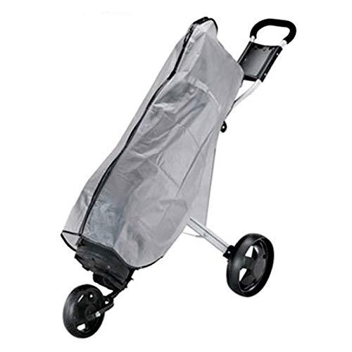 NXL Sac de golf imperméable à la poussière en PVC pour la plupart des sacs de golf