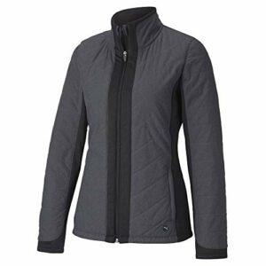 Puma 2020 Primaloft Veste de Golf pour Femme, Femme, Jacket, 597709, Puma Black, S